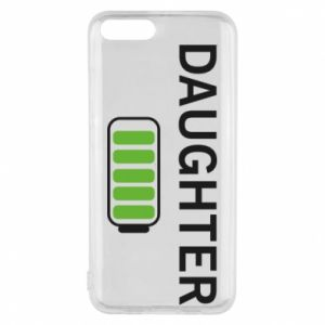 Phone case for Xiaomi Mi6 Daughter charge - PrintSalon