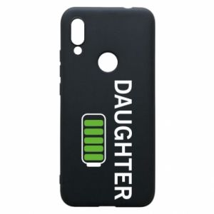 Phone case for Xiaomi Redmi 7 Daughter charge - PrintSalon
