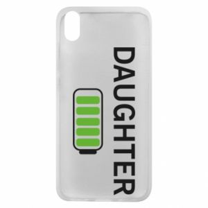 Phone case for Xiaomi Redmi 7A Daughter charge - PrintSalon