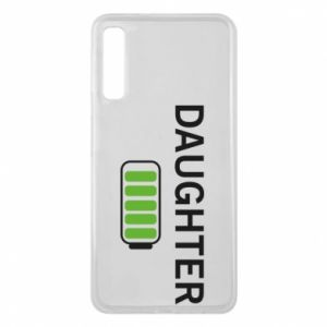 Phone case for Samsung A7 2018 Daughter charge - PrintSalon