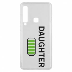Phone case for Samsung A9 2018 Daughter charge - PrintSalon