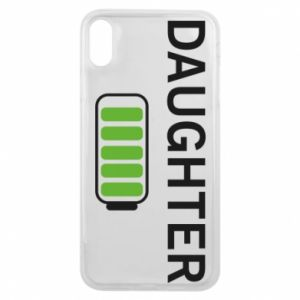 Etui na iPhone Xs Max Daughter charge