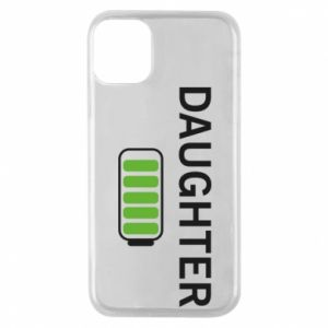 Etui na iPhone 11 Pro Daughter charge