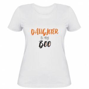 Damska koszulka Daughter is my boo