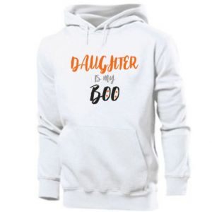 Men's hoodie Daughter is my boo