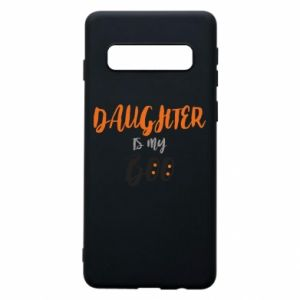 Phone case for Samsung S10 Daughter is my boo