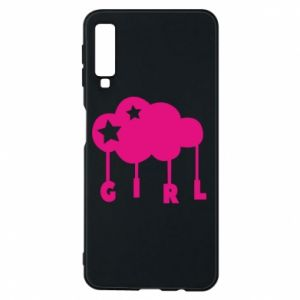 Phone case for Samsung A7 2018 Daughter