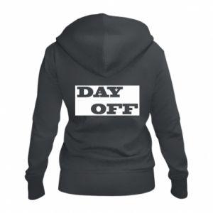 Damska bluza na zamek Day off