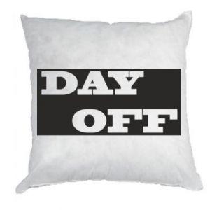 Poduszka Day off