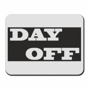 Podkładka pod mysz Day off