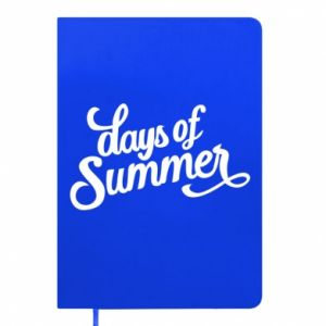 Notes Days of summer