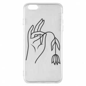 Etui na iPhone 6 Plus/6S Plus Dead flower