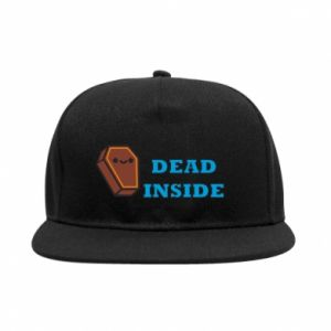Snapback Dead inside coffin