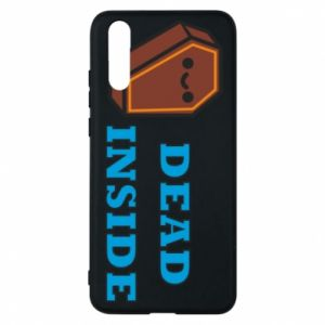 Phone case for Huawei P20 Dead inside coffin