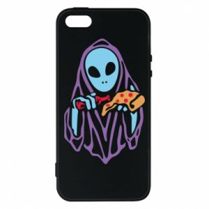 Etui na iPhone 5/5S/SE Death with pizza