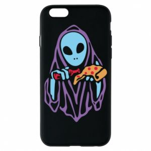 Etui na iPhone 6/6S Death with pizza