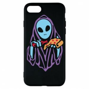 Etui na iPhone 7 Death with pizza