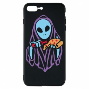 Etui na iPhone 7 Plus Death with pizza