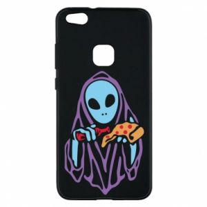 Etui na Huawei P10 Lite Death with pizza