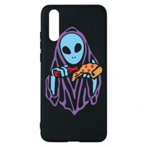 Etui na Huawei P20 Death with pizza