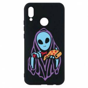 Etui na Huawei P20 Lite Death with pizza