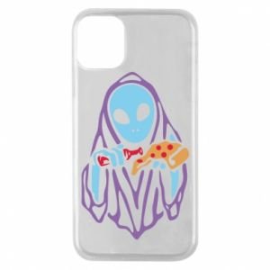 Etui na iPhone 11 Pro Death with pizza