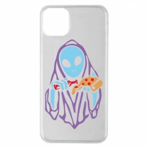 Etui na iPhone 11 Pro Max Death with pizza