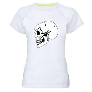 Koszulka sportowa damska death
