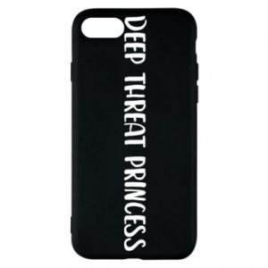Etui na iPhone 8 Deep threat princess