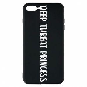 Etui na iPhone 8 Plus Deep threat princess