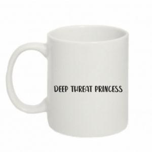 Kubek 330ml Deep threat princess