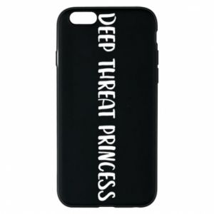 Etui na iPhone 6/6S Deep threat princess
