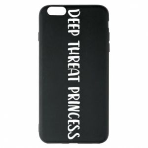 Etui na iPhone 6 Plus/6S Plus Deep threat princess