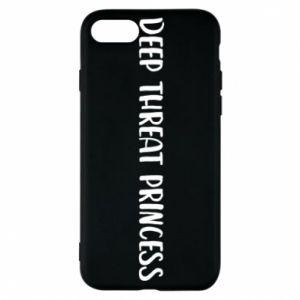 Etui na iPhone 7 Deep threat princess