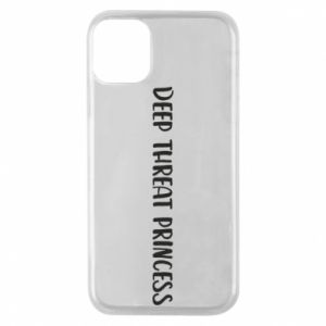Etui na iPhone 11 Pro Deep threat princess