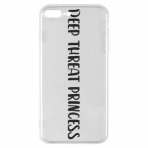 Etui na iPhone 7 Plus Deep threat princess