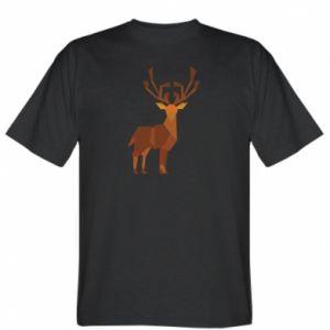 Koszulka Deer abstraction