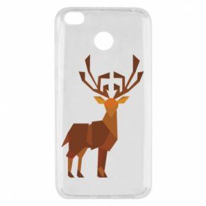 Etui na Xiaomi Redmi 4X Deer abstraction