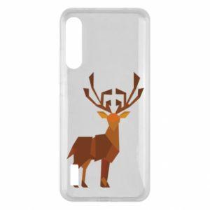 Etui na Xiaomi Mi A3 Deer abstraction