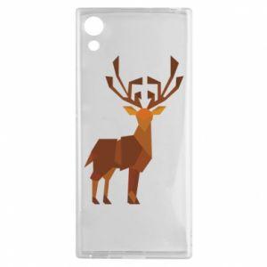 Etui na Sony Xperia XA1 Deer abstraction