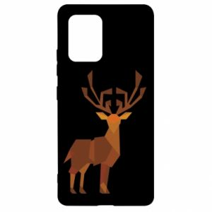 Etui na Samsung S10 Lite Deer abstraction