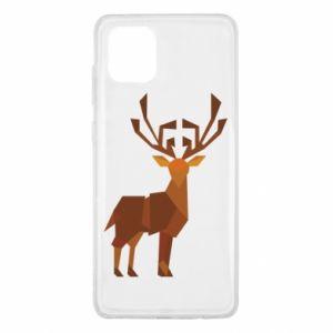 Etui na Samsung Note 10 Lite Deer abstraction