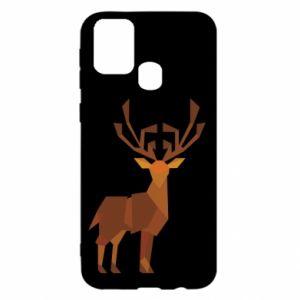 Etui na Samsung M31 Deer abstraction