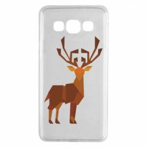 Etui na Samsung A3 2015 Deer abstraction