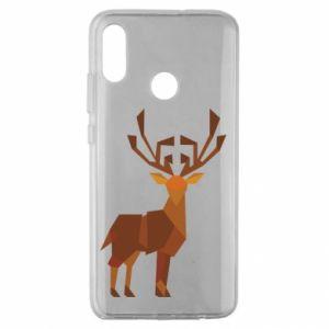 Etui na Huawei Honor 10 Lite Deer abstraction