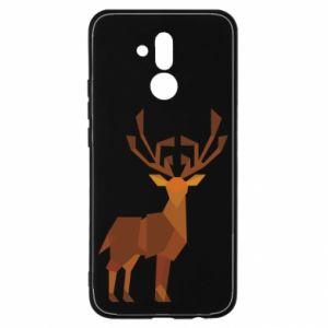 Etui na Huawei Mate 20 Lite Deer abstraction