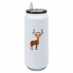 Puszka termiczna Deer abstraction