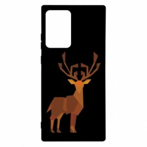 Etui na Samsung Note 20 Ultra Deer abstraction