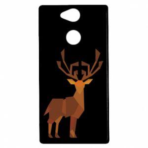 Etui na Sony Xperia XA2 Deer abstraction
