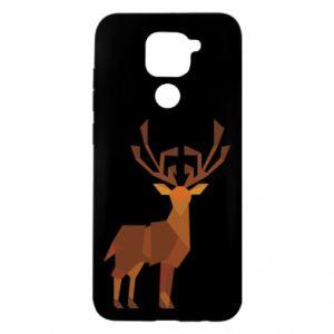 Etui na Xiaomi Redmi Note 9/Redmi 10X Deer abstraction